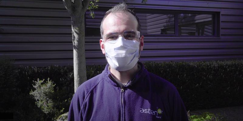 COVID-19 : Asten Santé se mobilise aux côtés des patients et professionnels de santé