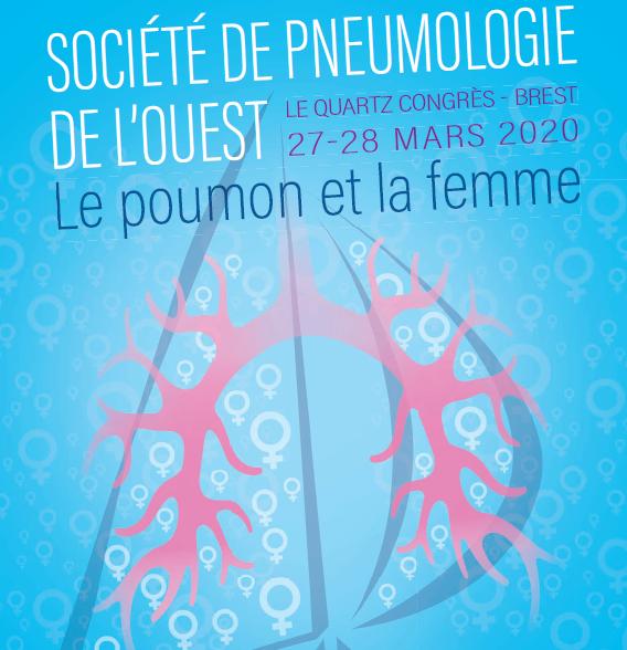Affiche du congrès de la SPO 2020 à Brest