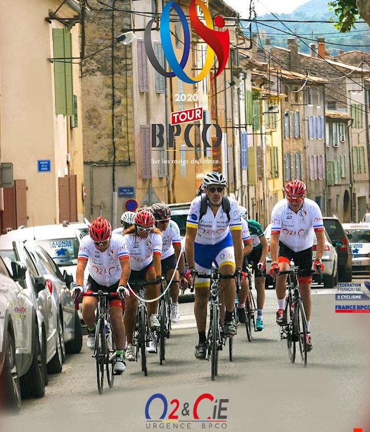 Affiche Tour BPCO 2020