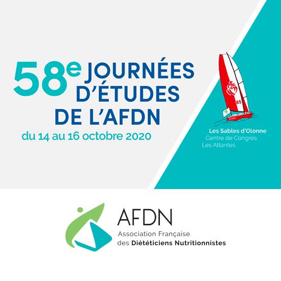 Journées d'Etude AFDN 2020